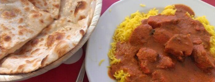 Indiai Curry Corner is one of Evés+ivás.