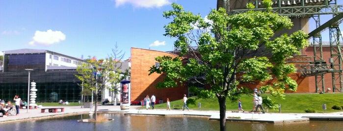Millenáris park is one of Bp - ahova el kell menni.