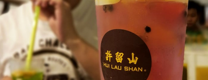 許留山 Hui Lau Shan Healthy Dessert is one of Follow me to go around Asia.