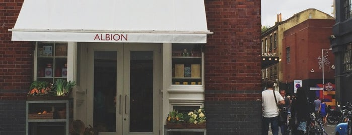 The Albion is one of Best of Shoreditch.
