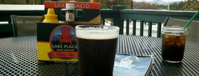 Lake Placid Pub & Brewery is one of Cool places in NY (upstate).
