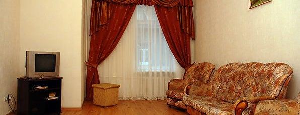 Апартаменты Anta - Rent на Крещатике is one of Отели Киева.