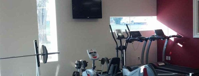 South Charlotte Personal Training is one of Posti che sono piaciuti a Heather.