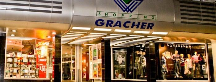 Shopping Gracher is one of Orte, die Luis Gustavo gefallen.