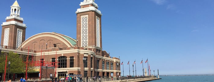 Navy Pier is one of Chicago.
