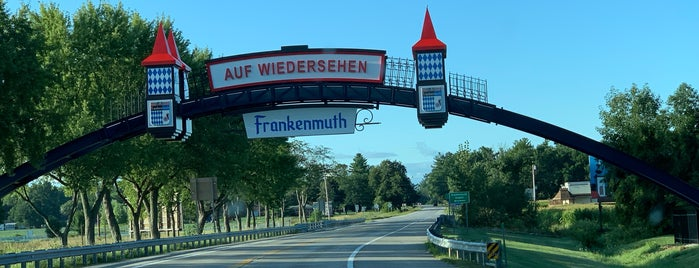 Frankenmuth, MI is one of Harsh : понравившиеся места.