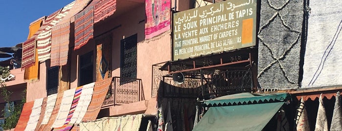 place des epices is one of Marrakesh.
