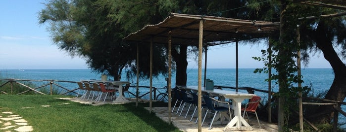 Bagni Vittoria is one of สถานที่ที่ Viaggiatori ถูกใจ.