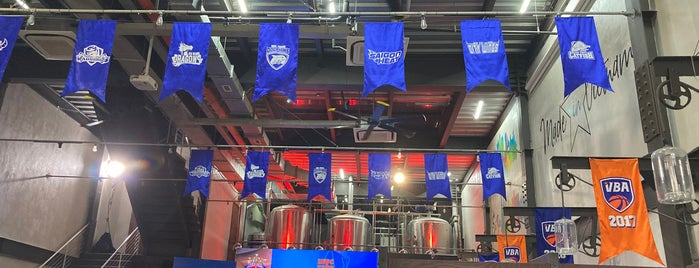 East West Brewing Company is one of Saigon - Places To Visit.
