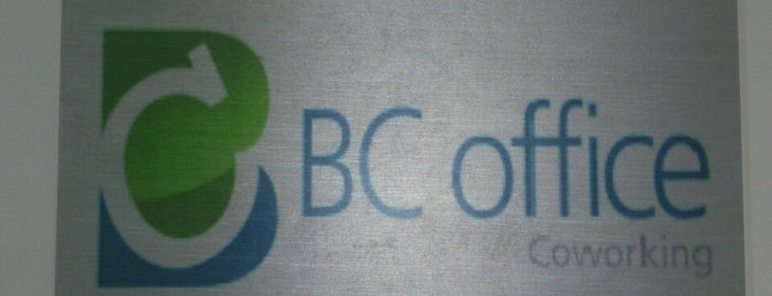 BC Office is one of Espaços de coworking.