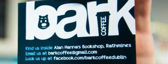 Bark Coffee is one of Lugares favoritos de Thais.
