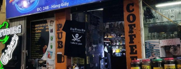 King Pirates Pub is one of Vietnam.