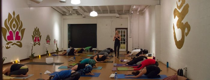 Agni Yoga is one of Our LA neighborhood.
