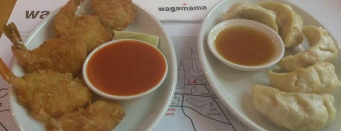wagamama is one of Moi Speak.
