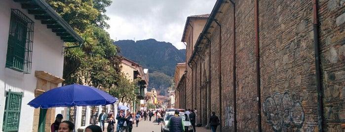 Centro Historico is one of selección Bogota.