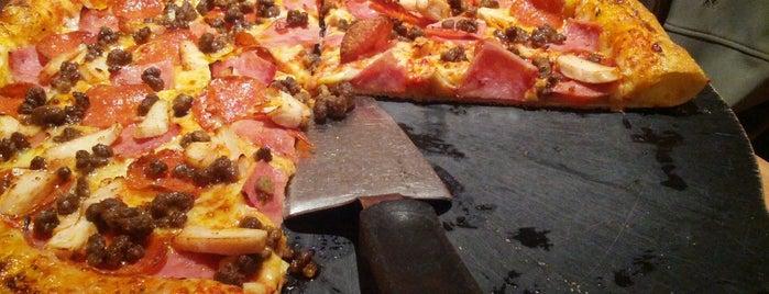 Pizza Hut is one of Edimburgo.