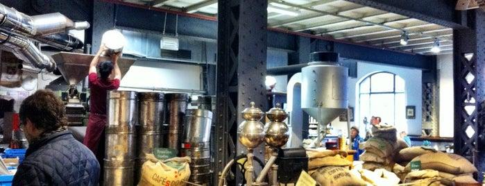 Kaffeerösterei Speicherstadt is one of #ThirdWaveWichteln Coffee Places.