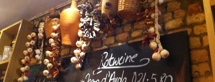 Cantinetta is one of Berlino.