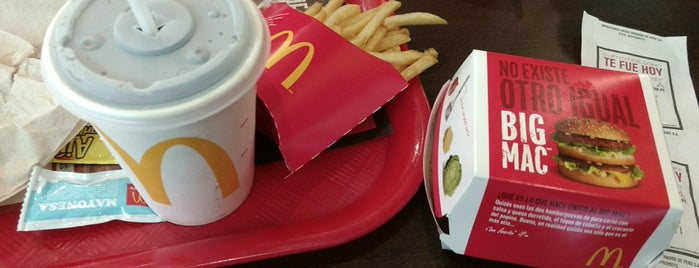 McDonald's is one of McDonald's in Lima.