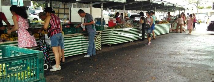 Feira de Organicos is one of Organic and Vegetarian Food.