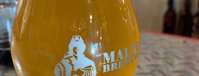 Maltese Brewing Company is one of Posti salvati di Rachel.