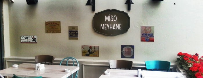Miso Meyhane is one of Locais curtidos por Sibel.