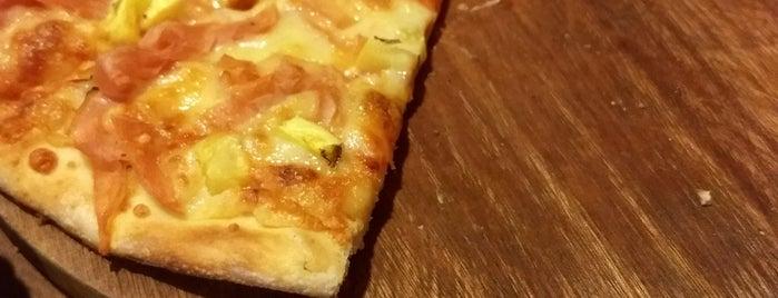 Pizza San Gimignano is one of Tamara 님이 저장한 장소.
