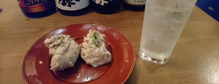 オクワ酒屋 is one of Gespeicherte Orte von モリチャン.
