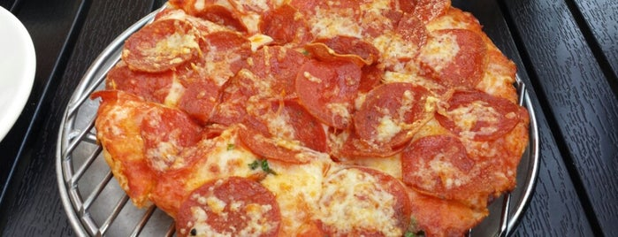 Old Chicago is one of A State-by-State Guide to America's Best Pizza.
