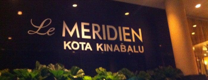 Le Méridien Kota Kinabalu is one of Malaysia, Sg & Thailand.