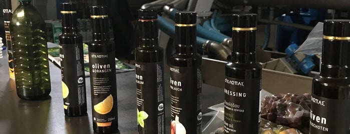 Kyklopas Extra Virgin Olive Oil is one of Greece.