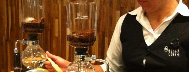 Black Coffee is one of Tempat yang Disukai João.