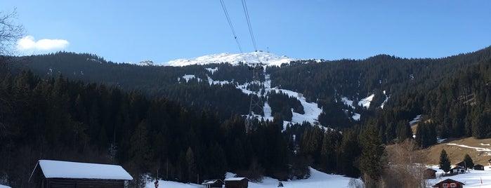 Tegia Larnags is one of Switzerland.