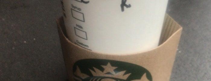 Starbucks is one of Altınordu.