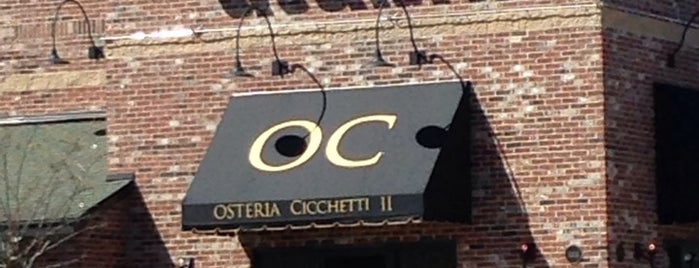 Osteria Cicchetti is one of Mikeさんのお気に入りスポット.