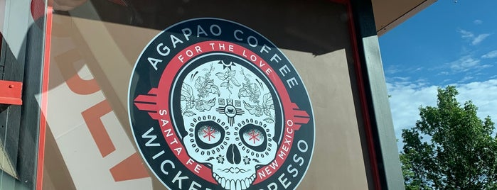 Agapao Coffee is one of Kim 님이 좋아한 장소.