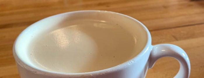 Cafe Steam is one of Orte, die Kim gefallen.