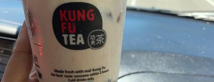 Kung Fu Tea is one of Kim 님이 좋아한 장소.