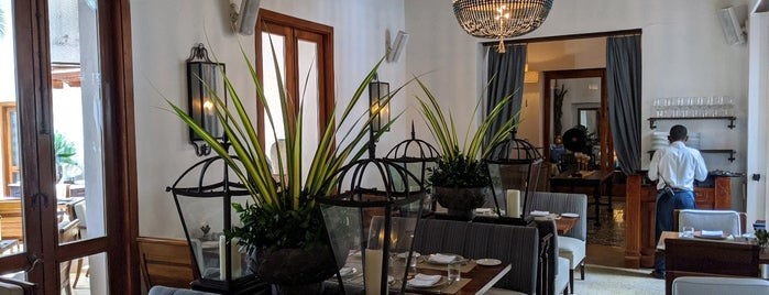 Restaurante Alma is one of Orte, die Tonatiuh gefallen.