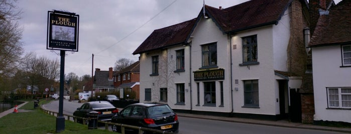 The Plough Inn is one of Gökhan T.さんのお気に入りスポット.