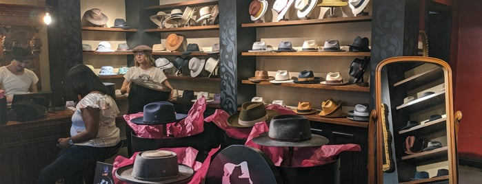 Goorin Bros. Hat Shop - Old Town is one of LA Top Shops.