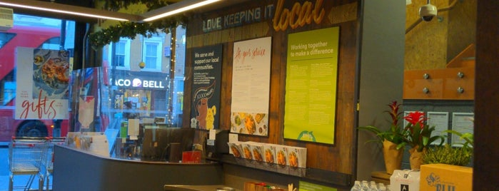 Whole Foods Market is one of London Baby!!.