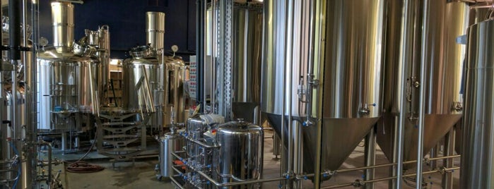 Mondo Brewing Company is one of Pubs - Brewpubs & Breweries.