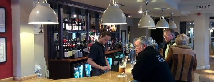 Spring Tavern is one of London restaurants/bars visited.