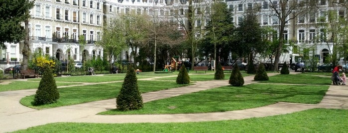 Redcliffe Square is one of Londres.