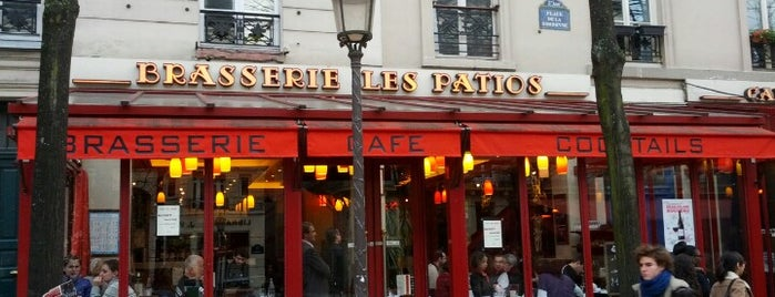 Les Patios is one of Mes restaurants favoris à Paris 1/2.