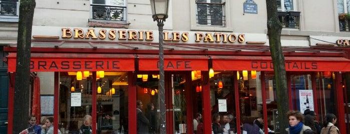 Les Patios is one of Mes restaurants favoris à Paris 1/2.