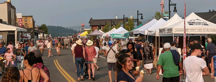 Truckee Thursdays is one of Things to do in the area.