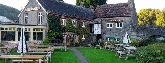 The Anchor Inn is one of Posti che sono piaciuti a Zoe.