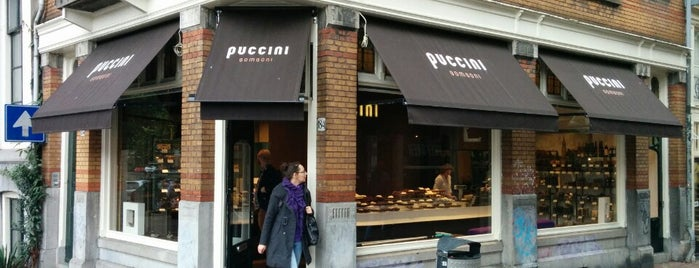 Puccini Bomboni is one of Amsterdam.